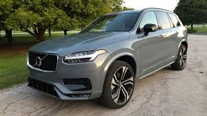 Design Volvo 2020 Volvo Xc90 T6 R Design Review Driving Impressions
