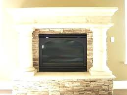 faux rock fireplace ideas faux stone fireplace surround best faux stone fireplaces ideas on rustic for