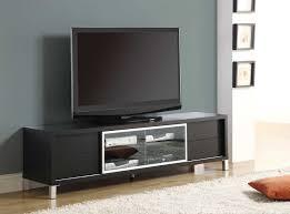 contemporary media console furniture. Full Size Of Furniture, Awesome Media Console Furniture Engineered Wood Construction Black Finish Glass Center Contemporary U