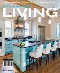New England Living Room New England Living Magazine Clarke Living