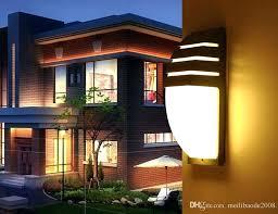 full size of homemade solar powered garden lights home depot google porch light led aluminum wall