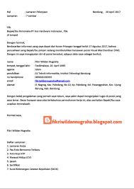 13 Surat Lamaran Kerja Cpns 2015 Contoh Lamaran Kerja Dan Cv