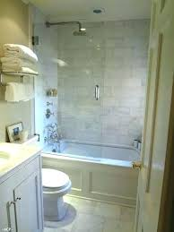 shower curtain rods for freestanding tub convert bathtub into stand up with small to conversion kits