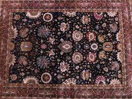 hand knotted woolen carpet rug