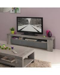 grey tv stand. Interesting Stand Parisot Bristol Grey Solid Oak TV Stand  Unit With 2 Drawers And Shelves For Tv