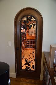 Home Custom Wine Cellar Project in Los Angeles, California