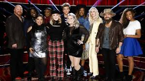 The Voice Top 11 Sing Songs Requested By Fans Hollywood