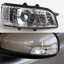 Volvo S40 Lights Amazon Com Clidr Left Right Mirror Lights For Volvo New S80