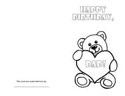 All hand illustrated using art fountain pen by alexia claire and not digitally illustrated in any way. Dad Birthday Card Printables By Yippy Skippy Classroom Tpt