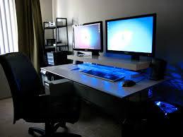 ... Desk, IMG 0812: inspiring computer desk for multiple monitors ideas