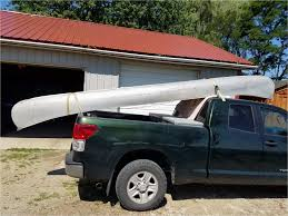 Canoe Rack for Pickup Truck Best Of Bought A Beat Up Aluminum River ...