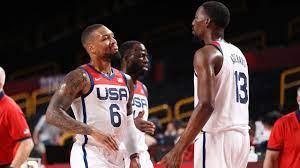 USA Olympic basketball bracket ...