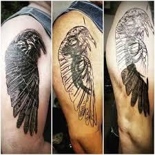 Vikingské Runy Tetování