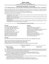 Sample Security Consultant Resume Trezvost