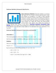 business statistics homework help service statistics help desk business statistics homework help service alex gerg 2