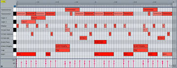 Midi Drum Patterns