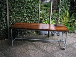 Modern DIY Patio Furniture IdeasPipe Outdoor Furniture
