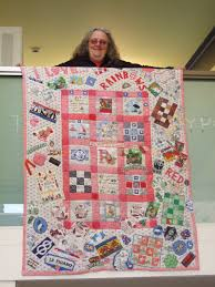Feel good poems | Our sweet old etcetera... & Renata Edge and that marvellous quilt Adamdwight.com