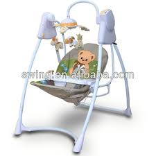Baby Automatic Cradle Swing/europe Design Swing For Newborn Baby ...
