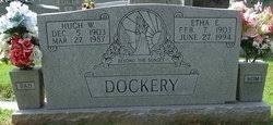 Etha Effie Zimmerman Dockery (1903-1994) - Find A Grave Memorial