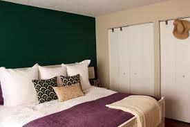 Bett Bettwäsche Schlafzimmer Decken Schrank Farbe Farbe