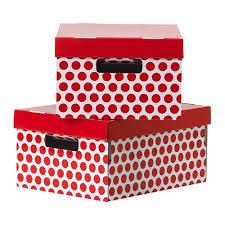 Decorative Cardboard Storage Box With Lid Endearing Cardboard Storage Boxes With Lids Of Ikea Best 100 19