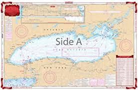 Amazon Com Waterproof Charts Standard Navigation 76 Lake