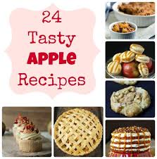 Today i'm sharing with you. Twenty Four Tasty Apple Recipes Appleweek A Classic Twist