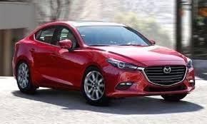 2018 Honda Civic Vs 2018 Mazda Mazda3 Comparison