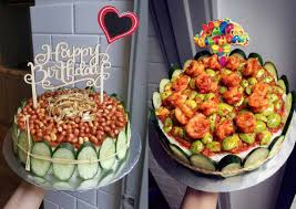 Someone Created Nasi Lemak Cakes And Malaysians Are Loving It Food