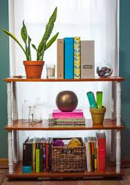 home office bookshelf. Upcycled Restyled Home Office Bookshelf. Inspiring Bookcase Plans That Let You Take Matters Into Your Own Hands : Bookshelf E