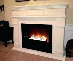 burnished walnut electric fireplace mantel package traditional indoor fireplaces