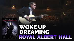 "<b>Joe Bonamassa</b> Official - ""Woke Up Dreaming"" - Live From Royal ..."