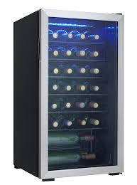 haier wine refrigerator.  Refrigerator Haier 18Bottle Dual Zone Curved Door For Wine Refrigerator O