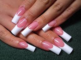 Nail art design for long nails - how you can do it at home ...