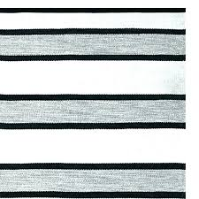 black and white patio rug outdoor awning stripe indoor striped canada