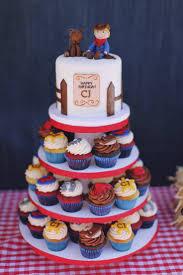 Cowboy Cake Decorations Uk