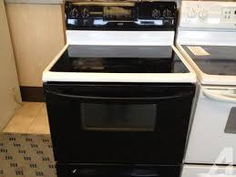 kenmore stove glass top