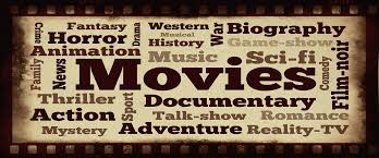 types of movies http www dreamstime com stock photography movies words old