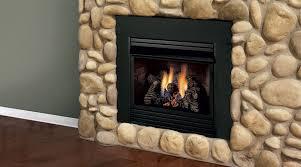 majestic ventless gas fireplace insert