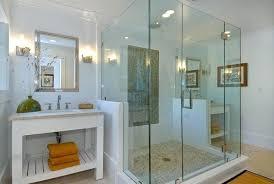 rain glass shower door in x