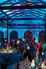 Wedding Diy Formal Event Dance Blue Uplighting Uplights Red