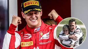 In 2014, he came second in karting in the world, european and german junior. Mick Schumacher Will Eigene Fehler Machen Privatleben Wie Fur Vater Michael Sehr Wichtig Sportbuzzer De