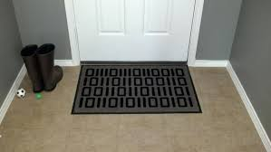 low profile entryway rug uniquely modern rugs
