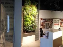Small Picture Living and Moss Walls by Greenery Office Interiors Ltd Calgary