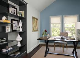 home office paint color schemes. blue home office ideas calm u0026 cozy paint color schemes constellation on n