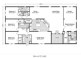 great manufactured home floor plans palm harbor home double wide floor pla sierra