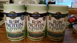 garden of life raw protein and greens