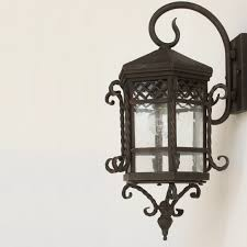 Spanish Revival Lighting Fixtures