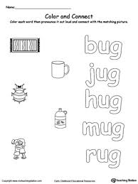 6618c0378e0dfd735bb50ab8834a1951 beginning word sound un words un, pictures and word families on free worksheets for kindergarten reading